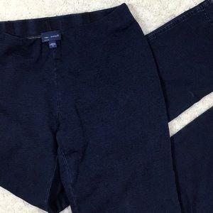 Pure Jill by J. Jill blue jean leggings